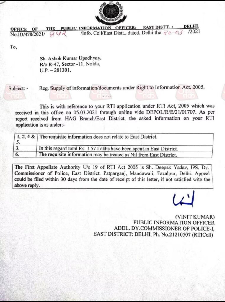 अन्नदाताओं की आवाज़ दबाने के लिए दिल्ली में मोदी सरकार ने खर्च किये लाखो रुपये