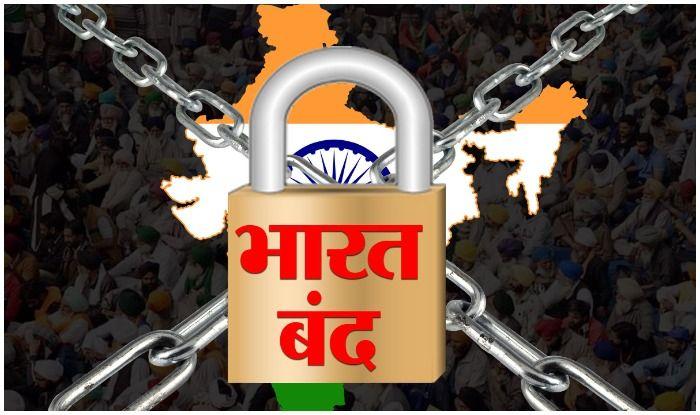 भारत बंद का दिखा देश भर में मिला जुला असर जबकि - मुंबई रही सामान्य, खुले रहे बाज़ार