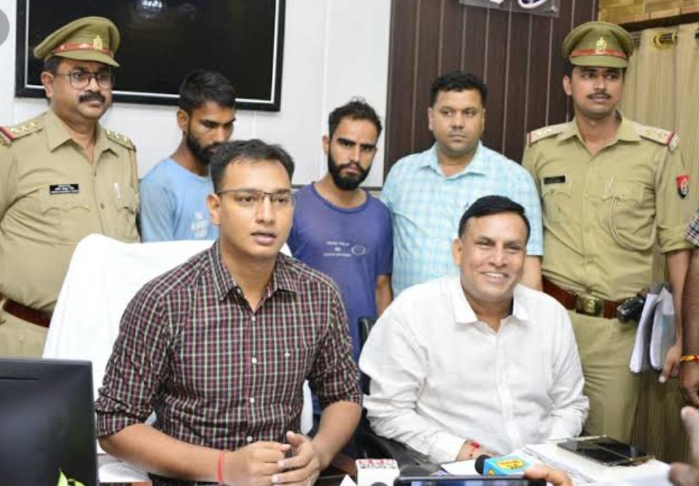 तेज़ तर्रार आईपीएस श्लोक कुमार के रडार पर अपराधी : जिले को भयमुक्त करने का पूरा होता पुलिस संकल्प
